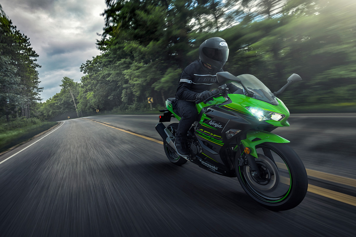 Ninja 400 Rideventur